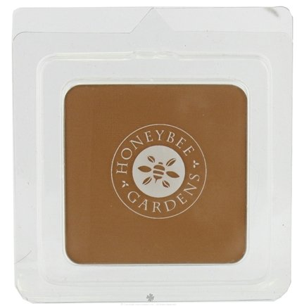 DROPPED: Honeybee Gardens - Pressed Mineral Powder Montego - 0.26 oz. CLEARANCE PRICED