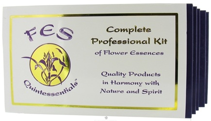 DROPPED: Flower Essence Services - Complete Professional Kit - CLEARANCE PRICED