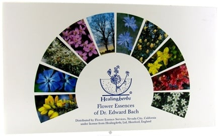 DROPPED: Flower Essence Services - Healing Herbs Kit - CLEARANCE PRICED