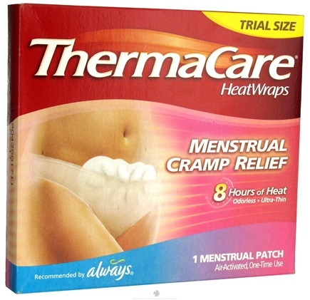 DROPPED: ThermaCare - Menstrual Cramp Relief 1 Patch - CLEARANCE PRICED
