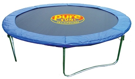 DROPPED: Pure Fun Trampolines - Outdoor Trampoline 9013T - 13 ft.