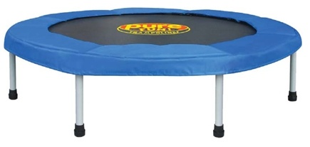 DROPPED: Pure Fun Trampolines - Mini Trampoline 9003MT - 40 in.