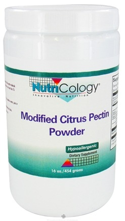 DROPPED: Nutricology - Citrus Pectin Powder - 16 oz. CLEARANCE PRICED