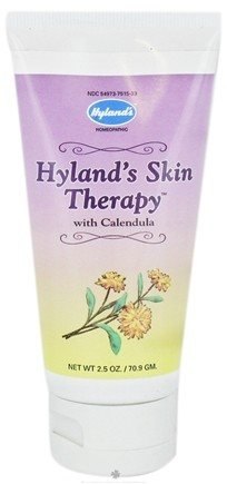 DROPPED: Hylands - Skin Therapy with Calendula - 2.5 oz. CLEARANCE PRICED