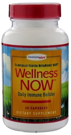 DROPPED: Wellness NOW - Daily Immune Builder - 60 Capsules