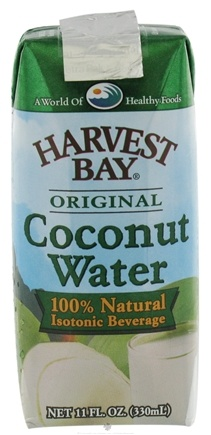 DROPPED: Harvest Bay - Original Coconut Water - 11 oz.