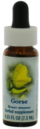 DROPPED: Flower Essence Services - Healing Herbs Dropper Gorse - 0.25 oz. CLEARANCE PRICED