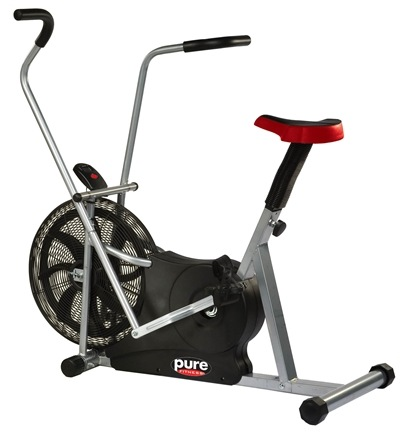 DROPPED: Pure Fitness - Dual Action Fan Exercise Bike