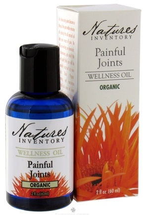 DROPPED: Nature's Inventory - Wellness Oil Organic Painful Joints - 2 oz. CLEARANCE PRICED