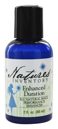 Nature's Inventory - Enhanced Duration All Natural Male Performance Enhancer - 2 oz.