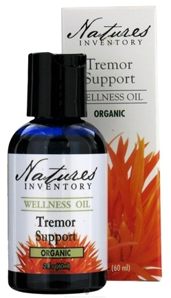 DROPPED: Nature's Inventory - Wellness Oil Organic Tremor Support - 2 oz. CLEARANCE PRICED