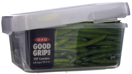 DROPPED: OXO - Good Grips TOP Container Small Rectangle - 30.4 oz. CLEARANCE PRICED