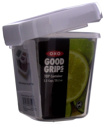 DROPPED: OXO - Good Grips TOP Container Small Square - 20.3 oz. CLEARANCE PRICED