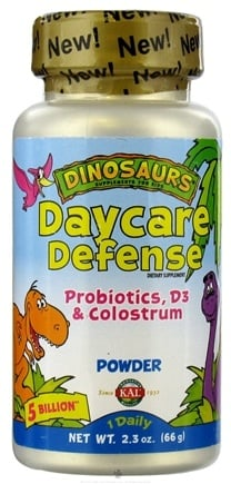 DROPPED: Kal - Dinosaurs Daycare Defense Powder - 2.3 oz. CLEARANCED PRICED