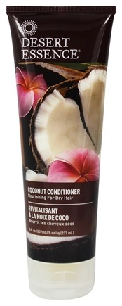 Desert Essence - Conditioner Coconut - 8 oz. LUCKY PRICE