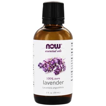 NOW Foods - 100% Pure & Natural Aromatherapeutic Lavender Oil - 2 oz.