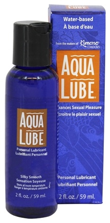 DROPPED: Mayer Laboratories - Aqua Lube Personal Lubricant - 2 oz.