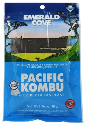 Emerald Cove - Pacific Kombu Silver Grade - 1.76 oz.