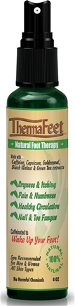 DROPPED: Greensations - ThermaFeet Natural Foot Therapy - 4 oz. CLEARANCE PRICED