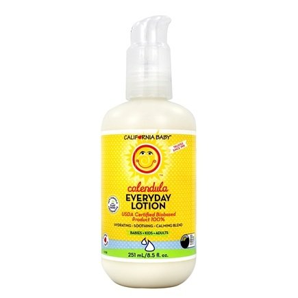 California Baby - Everyday Lotion Calendula - 6.5 oz.