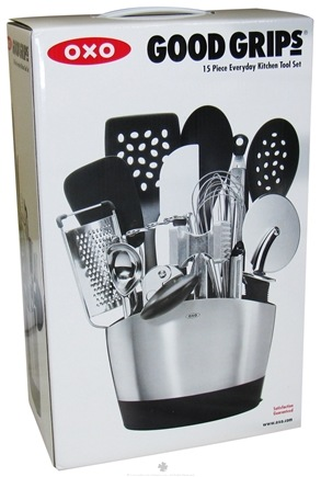 DROPPED: OXO - Good Grips Everyday Kitchen Tool Set - CLEARANCE PRICED