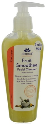 DROPPED: Derma-E - Fruit Smoothee Facial Cleanser - 6 oz.