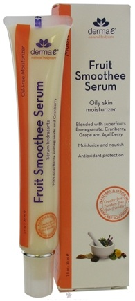DROPPED: Derma-E - Fruit Smoothee Serum - 1 oz.