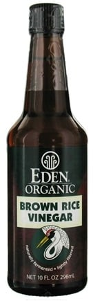 DROPPED: Eden Foods - Organic Brown Rice Vinegar - 10 oz. CLEARANCE PRICED