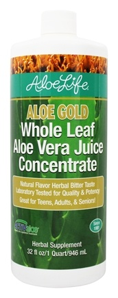 Aloe Life - Aloe Gold - 32 oz.