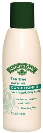 DROPPED: Nature's Gate - Conditioner Tea Tree Calming Trial Size - 2 oz. CLEARANCE PRICED