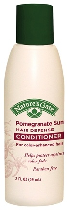 DROPPED: Nature's Gate - Conditioner Pomegranate Sunflower Trial Size - 2 oz. CLEARANCE PRICED