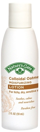 DROPPED: Nature's Gate - Moisturizing Lotion Colloidal Oatmeal Trial Size - 2 oz. CLEARANCE PRICED