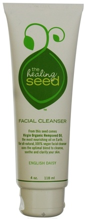 DROPPED: The Healing Seed - Cleanser English Daisy - 4 oz.