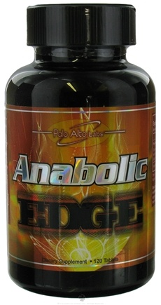 DROPPED: Palo Alto Labs - Anabolic Edge Extreme Muscle Growth Enhancer - 120 Tablets CLEARANCE PRICED