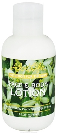 DROPPED: Aloe Life - Face & Body Lotion - 4 oz. CLEARANCE PRICED