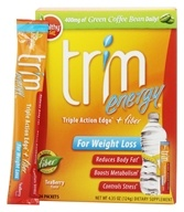 To Go Brands - Healthy To Go Trim Energy All Natural Triple Action Edge Tea Berry Flavor - 24 Packet(s)