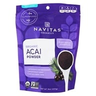 Navitas Naturals - Acai Powder Freeze-Dried Powder Certified Organic - 8 oz.