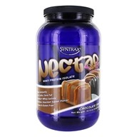 Syntrax - Nectar Sweets Whey Protein Isolate Chocolate Truffle - 2.21 lbs.