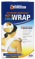 Bed Buddy - Thermatherapy Deep Soothing Hot & Cold Pack White