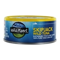 Wild Planet - Wild Skipjack Light Tuna - 5 oz.