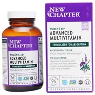New Chapter - 40+ Every Woman II Multivitamin - 96 Tablets