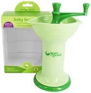 Green Sprouts - Baby Food Mill Green - 8 oz. Formerly Baby Food Mill 3-12 Months Stage 2-3