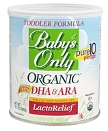 Baby's Only - Organic Toddler LactoRelief Formula - 12.7 oz.