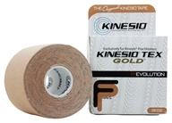 "Kinesio - Tex Tape Gold 2"" W x 16.4' L Beige - 1 Roll(s)"