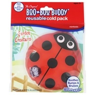 Boo Boo Buddy - Reusable Cold Pack Garden Creature Designs Ladybug