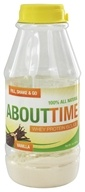 About Time - Whey Protein Isolate RTD Vanilla - 1 oz.