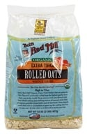 Bob's Red Mill - Organic Thick Rolled Oats - 32 oz.
