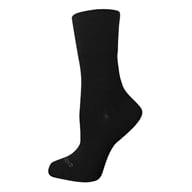 Incrediwear - Bamboo Charcoal Socks Men's Dress Medium/Large Black