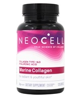 NeoCell - Marine Collagen with Hyaluronic Acid & Vita-Mineral Youth Boost Capsules 2000 mg. - 120 Capsules