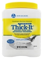 Milani - Thick-It Original Regular Strength Instant Healthcare Food Thickener - 10 oz.